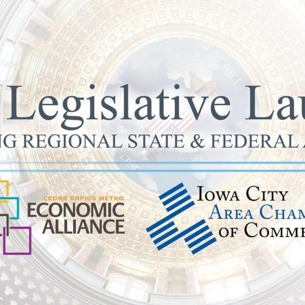 ICR Legislative Launch 2018