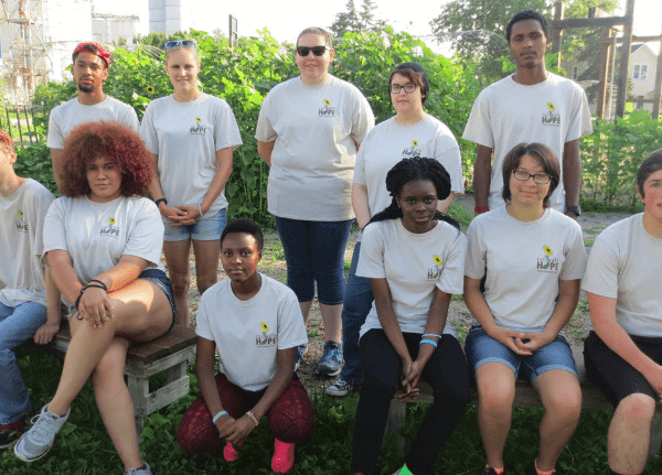 Cultivate Hope Youth Development Program